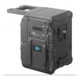 2K and 4K RAW External Recorder for use with PMW-F5, PMW-F55 cameras