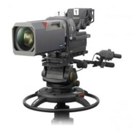 HDC-2000B 3G Double-Speed Multiformat HD Studio System Camera
