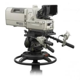 HDC-2000W 3G Double-Speed Multi-Format HD Studio System Camera - White