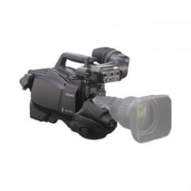 HSC-100RT/4E Digital Triax Broadcast Camera