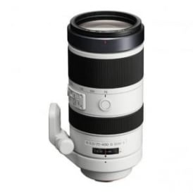 SAL70400G2.AE 70-400mm f/4-5.6 G2 Telephoto Zoom Lens