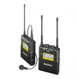 Integrated Wireless Bodypack Lavalier Microphone System