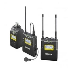 UWP-D16/K42 Integrated Digital Plug-on & Lavalier Combo Wireless Microphone System