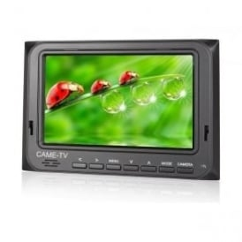 "501-HDMI 5"" 800*480 HDMI AV Field Monitor W/ Peaking Focus Assist"