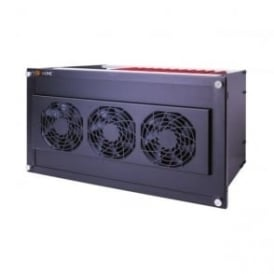 TV1-1RK-4RU-FAN 4RU Fan Cover