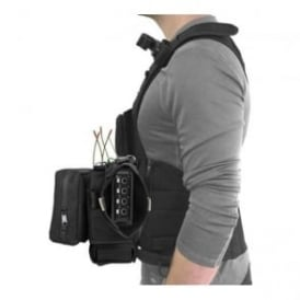 ATV-F4 Audio Tactical Vest Zoom 8 Black