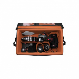 RIG-REDEPICXL Carrying Case RED EPIC Rig Black X-Large