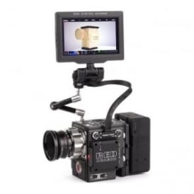 "WC-221100 12"" RED Male Pogo to Female Pogo LCD/EVF Cable"