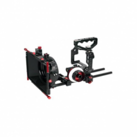 GH4-3KIT Protective Cage For GH4 Camera W/ Mattebox Follow Focus