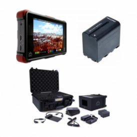 Ninja Flame 7.1-inch AtomHDR package a