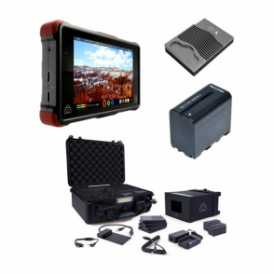Ninja Flame 7.1-inch AtomHDR package C