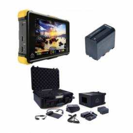 Shogun Flame 7.1-inch AtomHDR package a