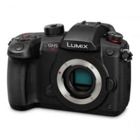 DC-GH5SE-K 4K Mirrorless ILC Camera Body with 10.2 Megapixel High Sensitivity MOS Sensor