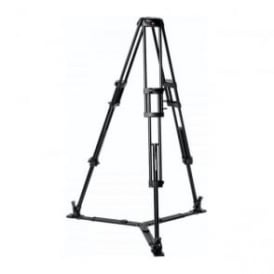 Pro Video Tripod with Ground-Level Spreader