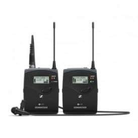 ew 112P G4-GB Omni-directional Wireless Lavalier Microphone System