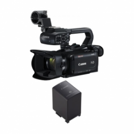 XA15 Compact Full HD professional camcorder package a