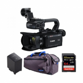 XA15 Compact Full HD professional camcorder package c