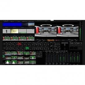 DATA-TVS2000A Tracking Virtual Studio System