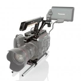 SH-EVA1GDKT1RV Panasonic EVA-1 REVOLT Kit (inc. Remote Extension/Adapter Plate/Top Plate with Handle and EVF Mount)