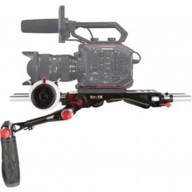 SH-EVABRFFP Bundle Rig with Follow Focus Pro for Panasonic AU-EVA1 Camera