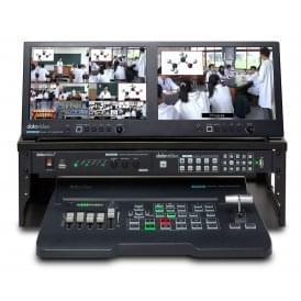 DATA-GO650-STUDIO 4 Channel HD Portable Video Production Studio