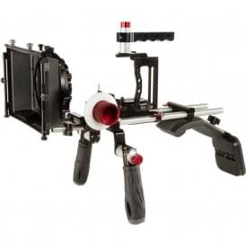 SH-XC10SMKIT XC10 Camera Cage, Shoulder Mount, Matte Box, & Follow Focus Kit