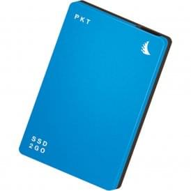 2TB SSD2go PKT USB 3.1 Type-C External Solid State Drive (Blue)