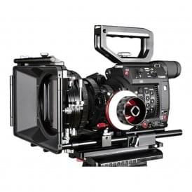 C200-BS03 Canon EOS C200 Rig With Mattebox And Follow Focus BS03