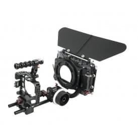 A7S-PACK Protective Cage Plus For A7S & A7R Camera With Mattebox Follow Focus