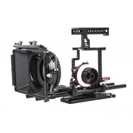 Z-GH5-3 Guardian Cage For GH5 GH4 A7S Camera Rig With Mattebox Follow Focus