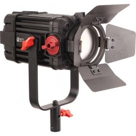 F-100W-2KIT 2 Pc Boltzen 100w Fresnel Focusable LED Daylight
