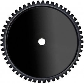 SH-G053-0.8 Pitch Aluminum Gear for Follow Focus Friction and Gear Clic