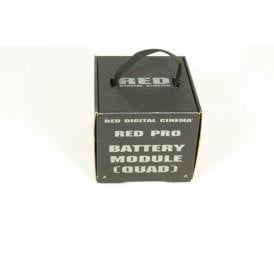 RED Digital Cinema PRO Battery Module Quad DSMC1, Dragon, Epic, NEW