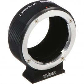MB_CY-E-BT1 Metabones Contax/Yashica Lens to Sony E-Mount Camera T Adapter (Black)