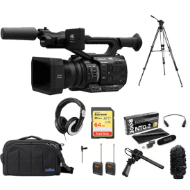 AGUX90 4K Camcorder package E