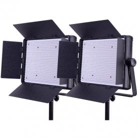 LG-1200LK2 2x 1200 Daylight Location Lighting Kit