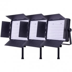 LG-1200BCLK3 3x1200 Bi-Colour Location Lighting Kit