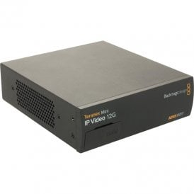 BMD-CONVNTRM/OB/IPV Convert video to IP and route it over your existing ethernet network
