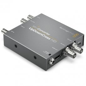 BMD-CONVMUDCSTD/HD Up, down and cross converter, includes full NTSC/PAL standards converter