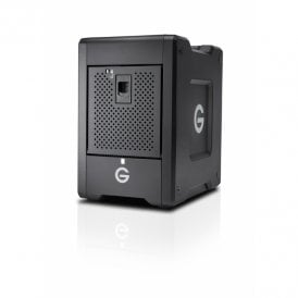 GT-0G10147 G-SPEED Shuttle Thunderbolt 3 24TB w/ev Series Bay Black EMEA