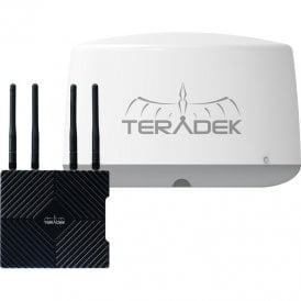 TER-LINKPRO-RADW Wireless Access Point Router + Outdoor Cellular Antenna housing for 4 Teradek Nodes - Europe & Asia Pacific