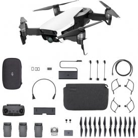 5B8-EBF-C7A Mavic Air Fly More Combo (Arctic White)