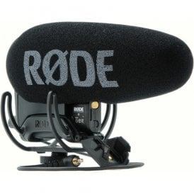 RODEVMP+ Compact Directional On-camera Microphone