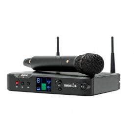 PERFORMER Digital Wireless Audio System for vocal performance and presentation