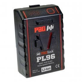 9304 PAGlink PL96T Time Battery 14.8V 6.5Ah