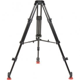 SST10P1600 Tripod ENG 75/2 D with set mid-level spreader 75