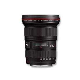 EF wide-angle zoom lens 16 MM - 35 MM