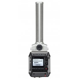 Zoom F1 Field Recorder and Shotgun Microphone