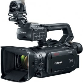 XF405 4K Compact Camcorder
