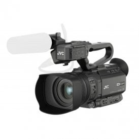 Compact 4KCAM handheld camcorder